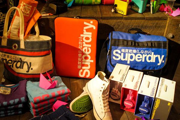 superdry store bangkok