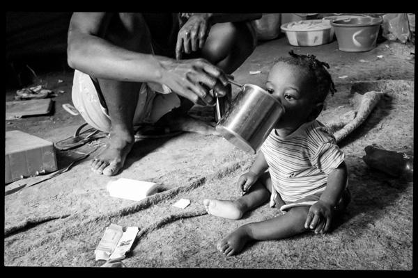 haiti hunger