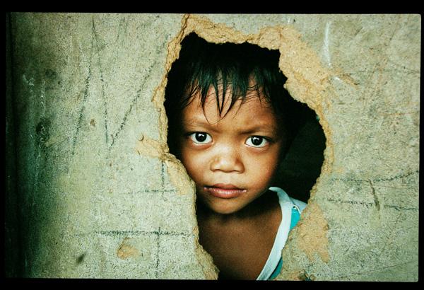 manila poverty