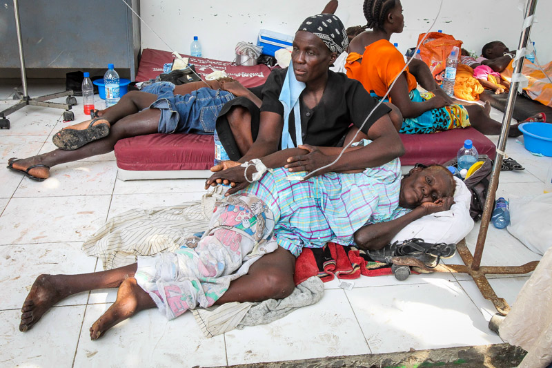 UN Hit With Lawsuit Over Haiti Cholera Outbreak