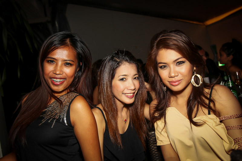 party girls in Bangkok