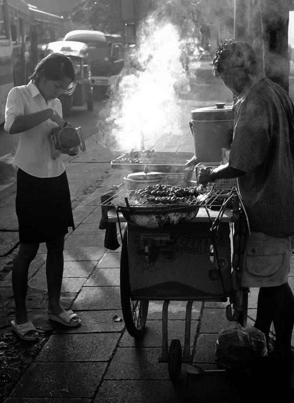 street bangkok