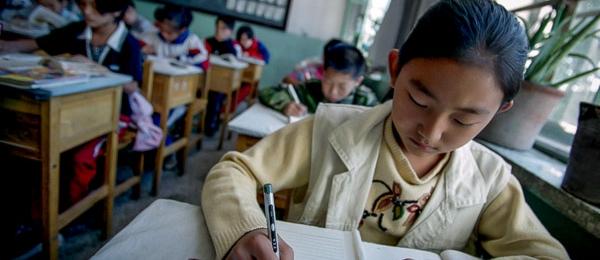 Li Hu – ett av en miljon barnhemsbarn i Kina