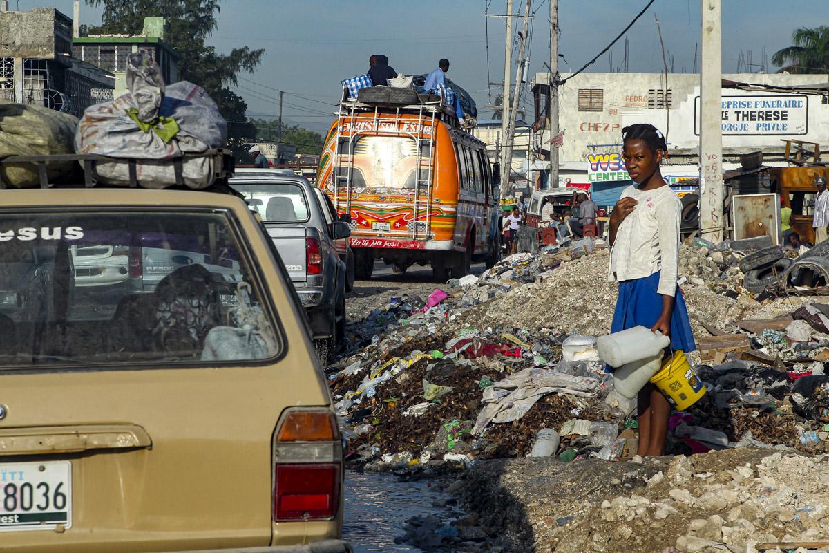 Haiti crisis continues