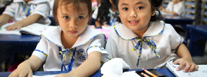 Star of Hope Pre-school Crame, Philippines
