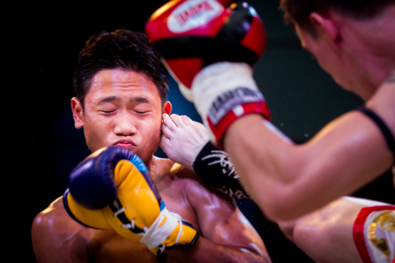 MBK Fight Night – Start of 4th season