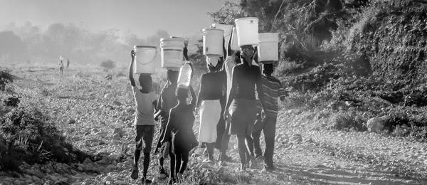 Water still a problem in Haiti