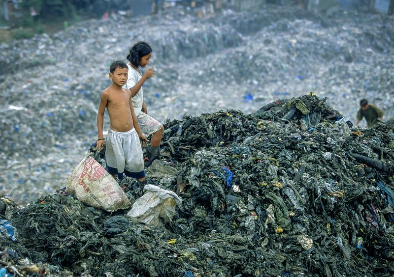 15 years since trash slide in Manila