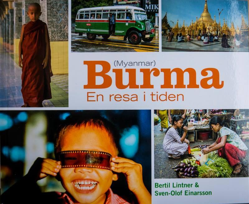 Book on Burma
