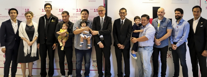 Swedish Embassy Thailand and IKEA promote paternity leave