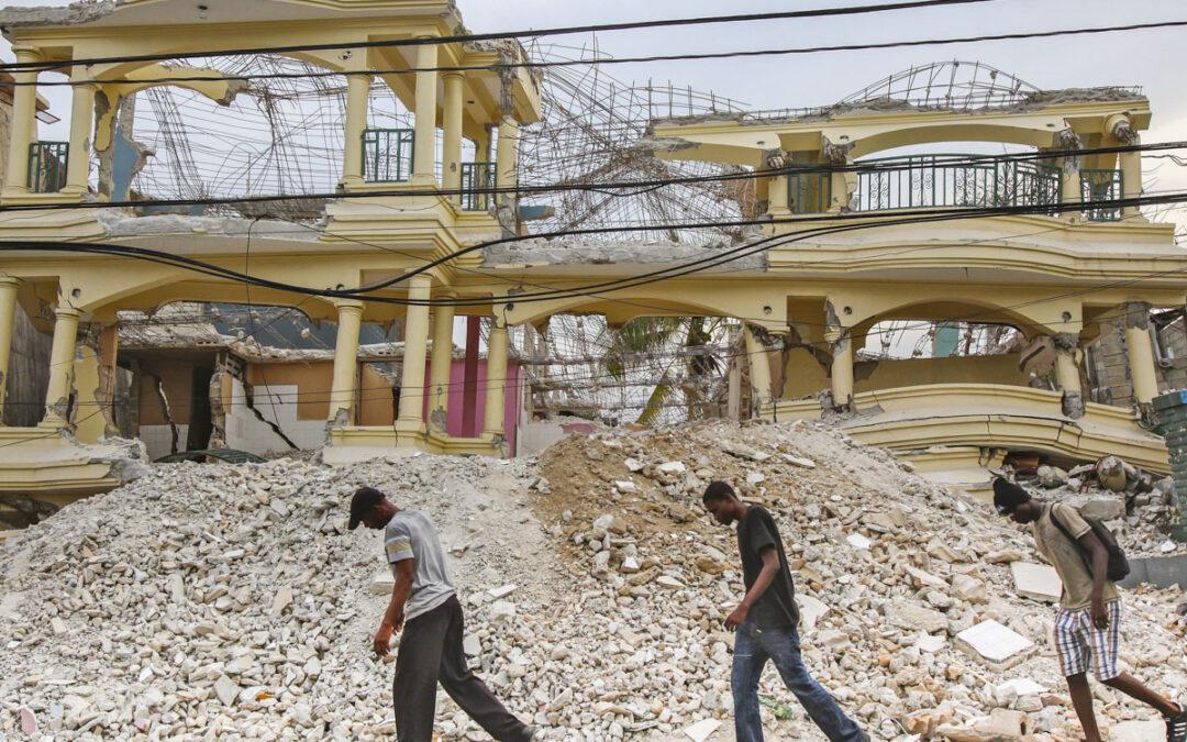 Haiti update September, 2021